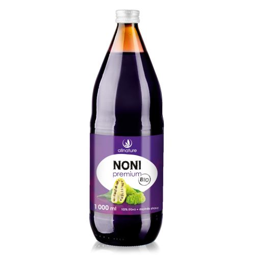 Allnature Noni Premium BIO 1000 ml