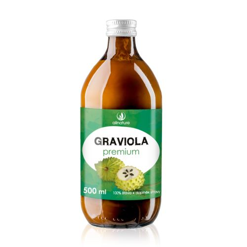 Allnature Graviola Premium 500 ml